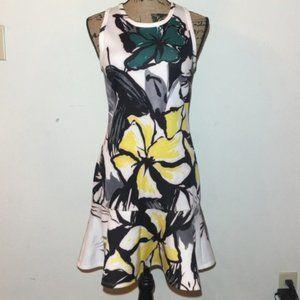 Karen Kane Floral Dress